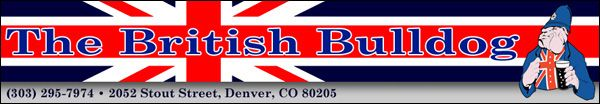 The British Bulldog in Denver, Colorado | A Colorado Rapids and English Soccer Pub