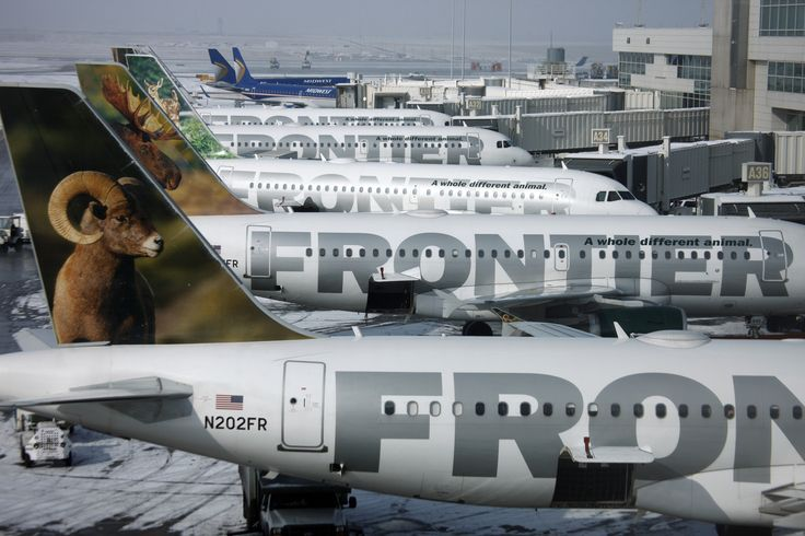 Frontier jet that carried Ebola patient made five more flights  The Frontier Airlines jet that carried a Dallas healthcare worker diagnosed with Ebola made five additional flights after her trip before it was taken out of service, according to a flight-monitoring website.  http://www.latimes.com/business/la-fi-frontier-airline-ebola-patient-20141015-story.html