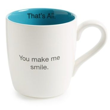 cute mug to wake up to http://rstyle.me/n/h8h4dr9te