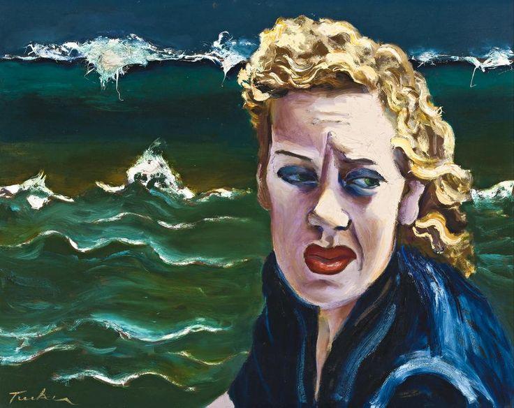 Joy Hester, by Albert Tucker (1914-1999). Roger McDonald mentions the Australian…