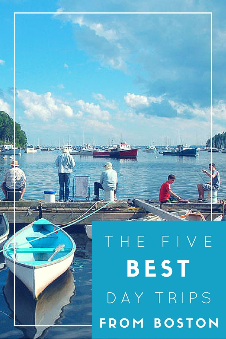 Quick escapes that will help you make the most of your Beantown visit.