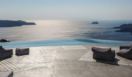 Erosantorini Landscape on Santorini