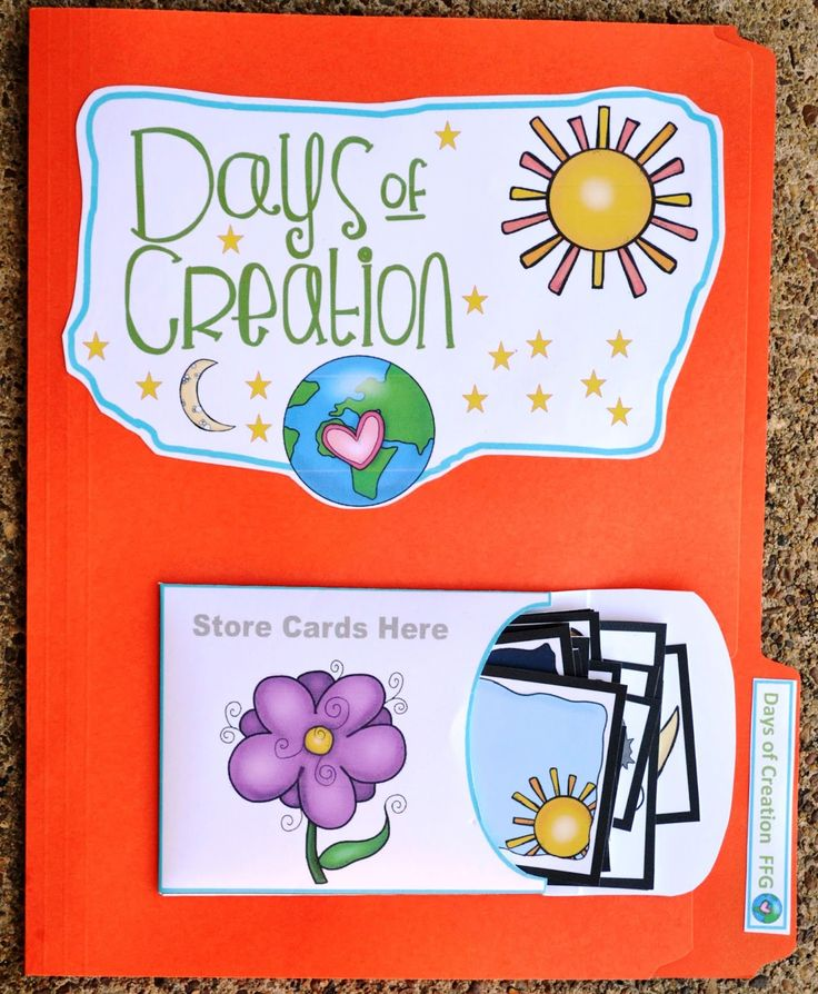 Bible Fun For Kids: What is a File Folder Game?