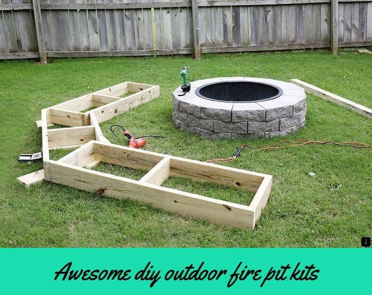 Read information on diy outdoor fire pit kits Simply click here to
