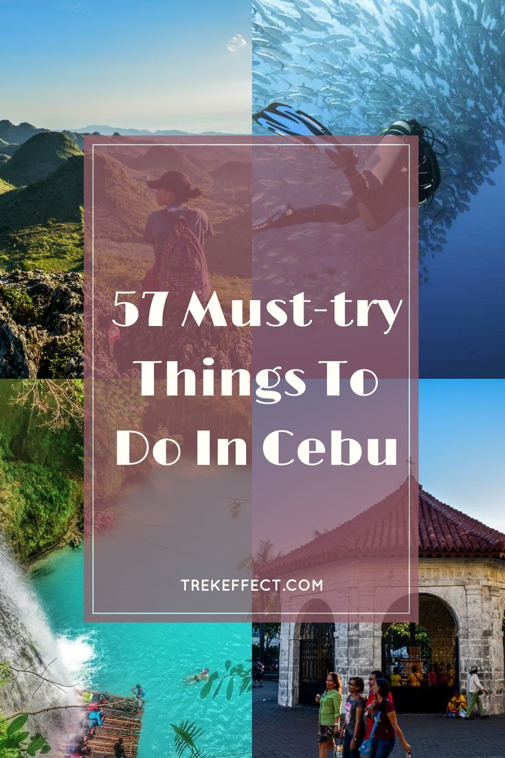 Wondering what are the best things to do in Cebu? Check out our eclectic list of the top things to do in this lovely and laid-back Filipino city.