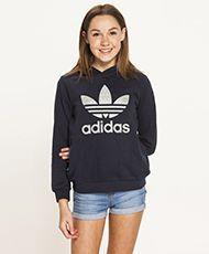 adidas Girls JWFY Tech Sweatshirt