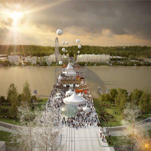 OMA gana su primer #puente: Puente Jean-Jacques Bosc