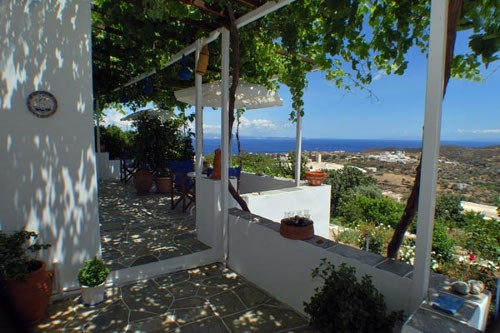 Geronti Pension, Apollonia, Sifnos, Greece