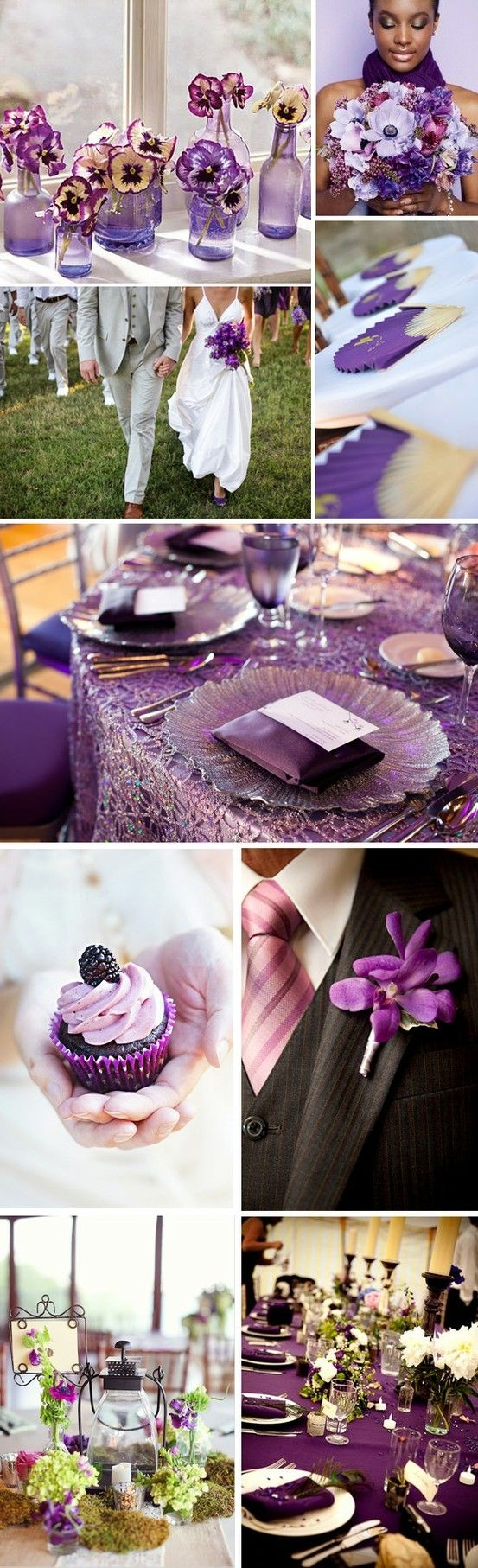 i love the purple by vangie