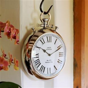 Giant pocket watch clock ♥♥♥