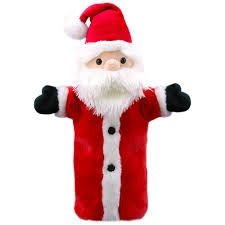 Image result for santa claus puppet sew