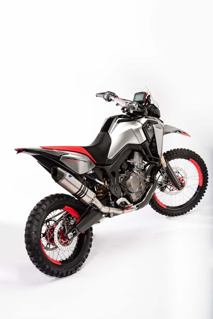 Honda africa twin crf1000 enduro sports adventure motorcycle concept blog of the biker