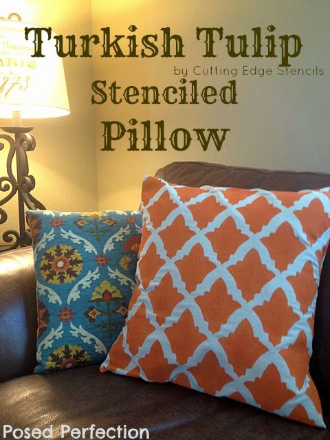 231 Best Decorating Pillows Images On Pinterest