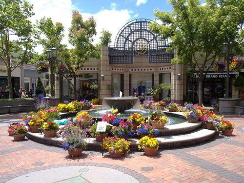 World Class Shopping at beautiful Broadway Plaza in downtown Walnut Creek