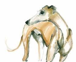 Greyhound: Becky Brown, Art Dogs, Old Dogs, Levrierinel Art, Greyhounds Art, Art Design, Illustration, Baby Boys, Italian Greyhounds