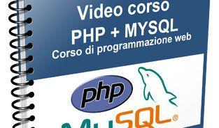 Gestire il linguaggio PHP in connessione con un Database MYSQL è una delle fondamentali conoscenze di programmazione avanzata per il web.  Oggi tutti i webmaster sono capaci di costruziore siti web con i più moderni CMS in circolazione. Ma per capire bene gli argomenti di funzionamento dei CMS, agire anche all'interno del Database o gestire particolare richieste del cliente con specifici applicativi embedded (cioè incorporati nei browser)...