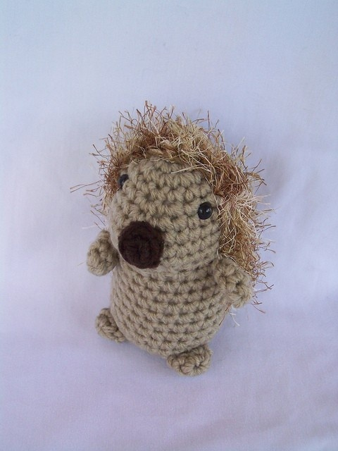 Knit super cute toys. | REPINNED