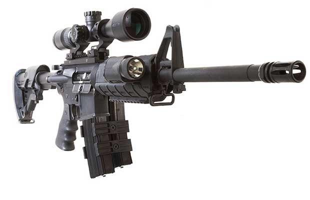 What is the Best AR-15 Scope for SHTF? TheSurvivalPlaceBlog