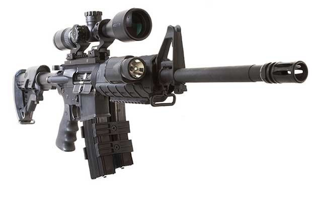 What is the Best AR-15 Scope for SHTF? TheSurvivalPlaceBlog