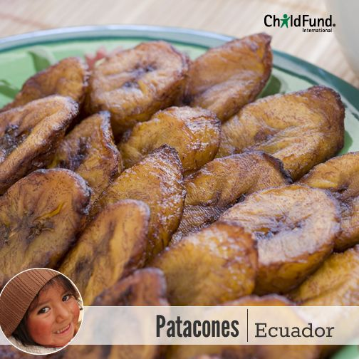 74 best family recipes from around the world images on pinterest ecuadoreans have many recipes for fried plantains one of the most popular involves cooking forumfinder Choice Image