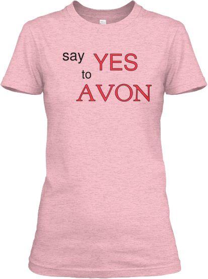 Say YES to Avon at http://asearle.avonrepresentative.com/