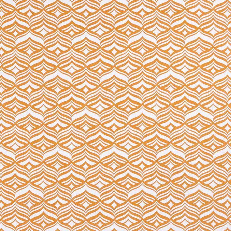 Warwick Fabrics : AVOCA MELON