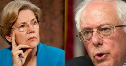 Bernie Sanders Joins Elizabeth Warren On Bill To Reinstate Glass-Steagall repealed under Pres. Clinton