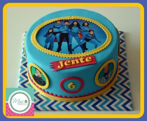 Henry Danger Birthday Cake