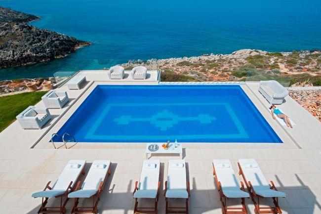 Villa Chrissi (6 bedrooms), Tersanas, Chania, Crete