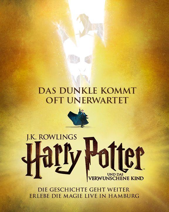 Harry Potter Und Das Verwunschene Kind Das Verwunschene Kind Harry Potter Theaterstuck