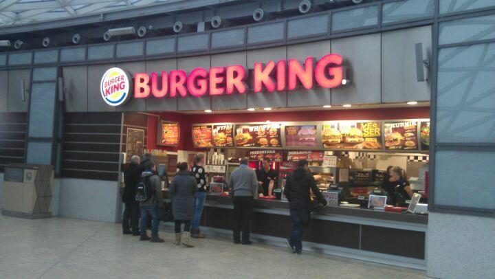 Burger King , город Warszawa, Województwo mazowieckie