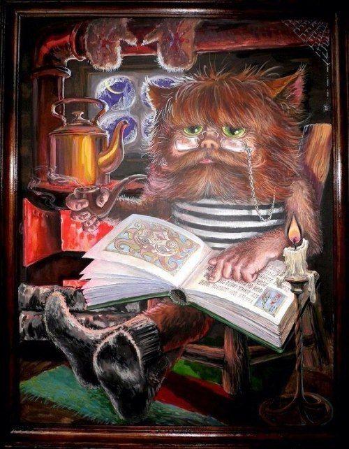 используем домовой красивые картинки из больших книг догадались