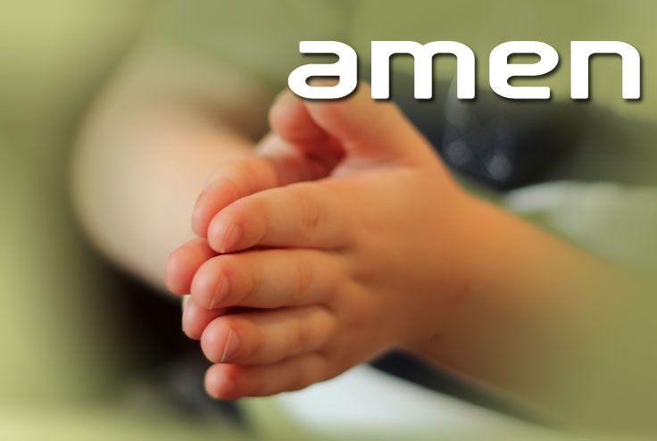 The Lord's Prayer - Amen
