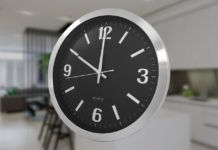 Smart Wall Clocks with a Hidden Spy #Camera. #gadget #spycamera #homegadget #tech