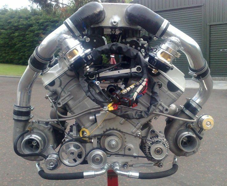 Hayabusa Turbo   Suzuki Hayabusa Engine Based 2 8 Liter V8 ...  Hayabusa Turbo ...