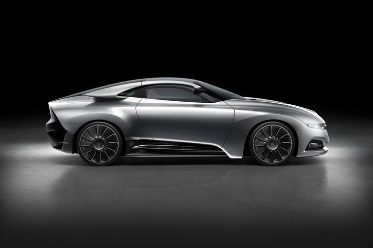 Saab Reveals Wild PhoeniX Sports Coupe Concept at the Geneva Motor Show