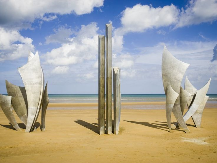 Why a Walk Along the Beaches of Normandy Is the Ideal Way to Remember #DDay70