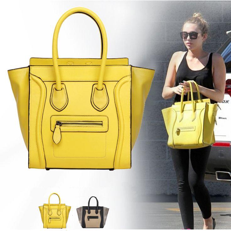 Bolso Vintage amarillo,