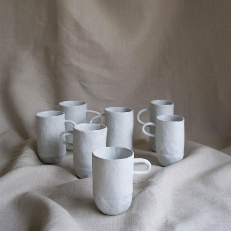 Some of these mugs are now available at Manningham Art Gallery.