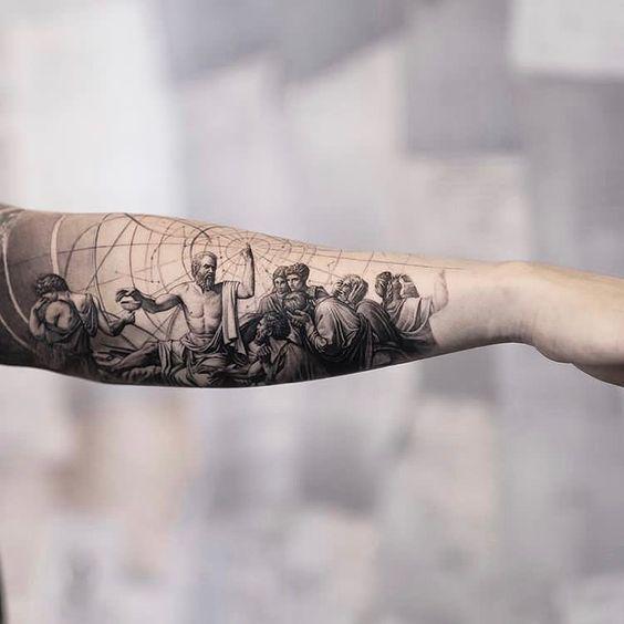 Encontre o tatuador e a inspiração perfeita para fazer sua tattoo.   – Tattoos für Frauen