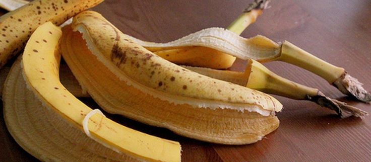 WHY THROWING AWAY BANANA PEEL SHOULD BE BANNED: THE MANY BEAUTY PERKS OF BANANA PEELS