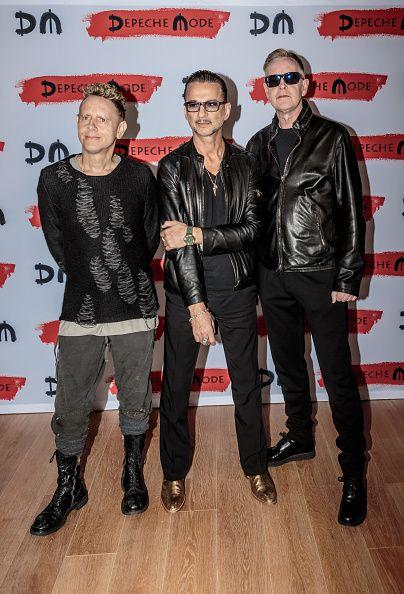 Addict to messed up Dave — mydmlife:   Depeche Mode 10/11/2016 - GLobal...