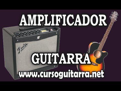 Visita nuestra web: www.cursoguitarra.net  Amplificadores para guitarras, Clásicas, Acústicas, Eléctricas. Sistemas de amplificación! y micrófonos!  Que potencia en amplificación necesitamos, si es para tocar en casa, en un Boliche! un escenario! sala de ensayo, estudio de grabación! etc... Por que se necesita un amplificador para guitarra, y por que es diferente en cada caso! Que marcas de amplificadores hay, y cuales son los mejores!
