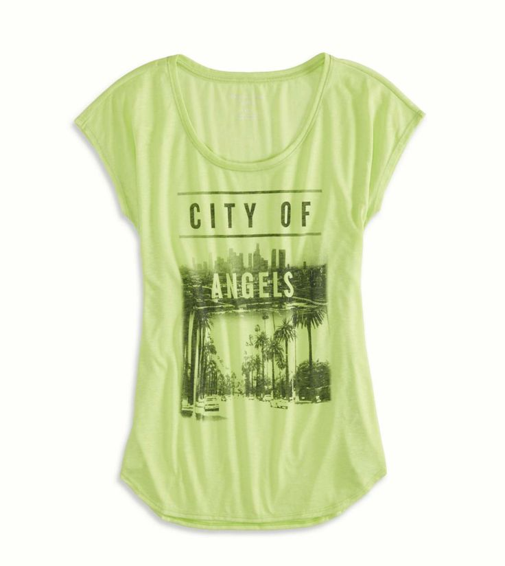 AE City Of Angels Graphic T-Shirt. So, I know this references LA and the city, but it totally makes me think of the Cassandra Clare books. Anyone else? Just me?