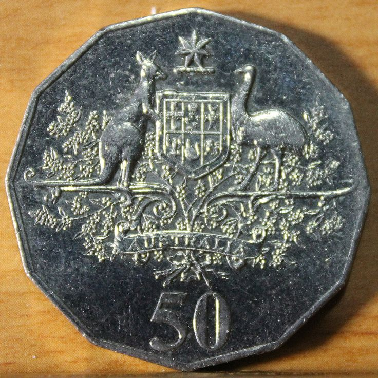 Australian coat of arms 2001