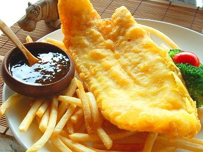 Meals From Africa   Dinner: South African Fish House – A Feast on the Wild Side   FOODOLOGY ...