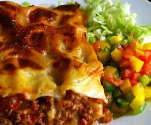 Lasagne: 445 Kcals Per Serving