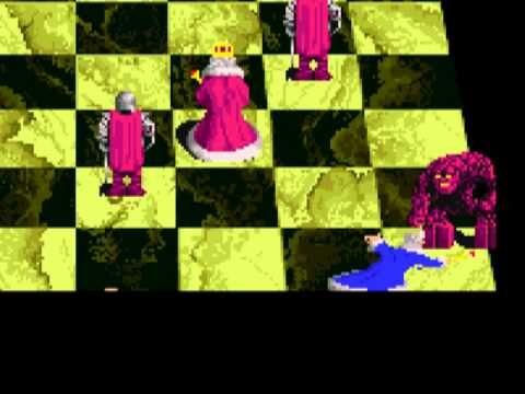 [ Amiga 500 ] Battle Chess - All Death Animations - YouTube