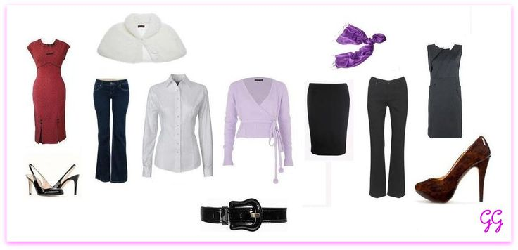Capsule Wardrobe for an Hourglass Figure