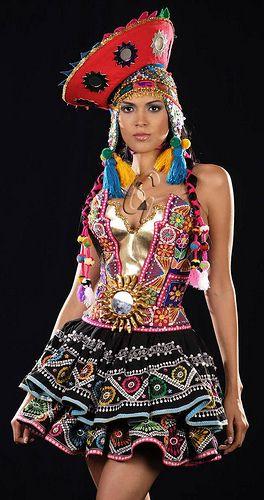 Miss Peru Universe 2008